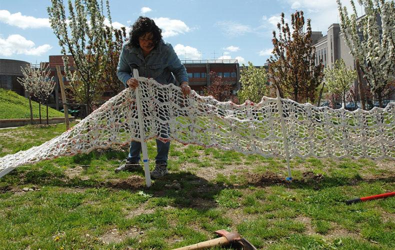 O ARTISTA FORMADOR: ANTONIA PEREZ