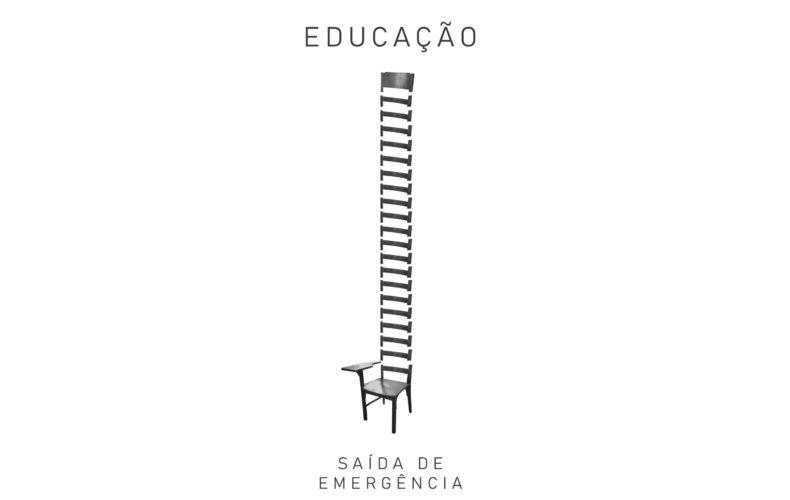 """Educação como """"saída de emergência"""""""